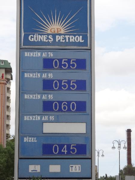 Das Gas 24 wolga das Benzin