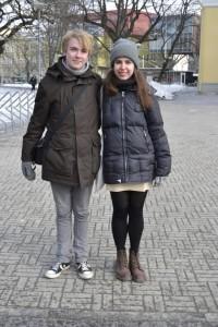 Niklas aus Deutschland und ich